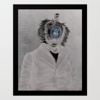 whisky Art Prints featuring Old Whisky by Tony Emerson