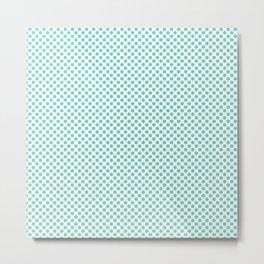 Downy Polka Dots Metal Print