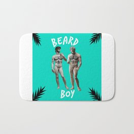 Beard Boy: Adonis 1 Bath Mat