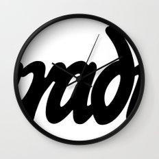 prds Wall Clock