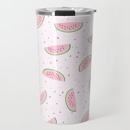 AFE Watermelon Pattern Travel Mug