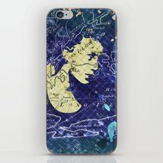 Lady of the Lake. iPhone & iPod Skin