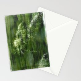In the wind Stationery Cards