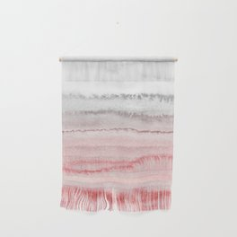 WITHIN THE TIDES - ROSE TO GREY Wall Hanging