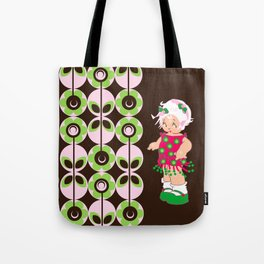 little miss coco Tote Bag