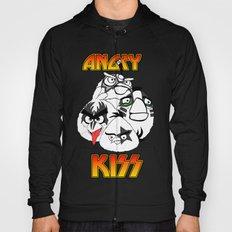 Angry Kiss Hoody