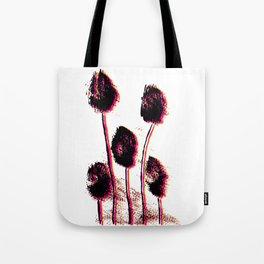 Amaranth Pop Tote Bag