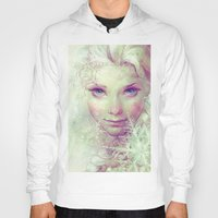 elsa Hoodies featuring Elsa by Anna Dittmann