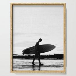 Surf Boy Serving Tray