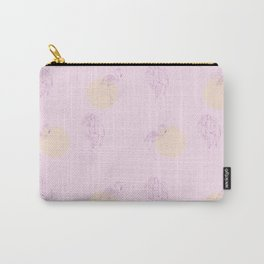 In pink Carry-All Pouch