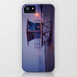 The Blue Hour at Avila Beach iPhone Case