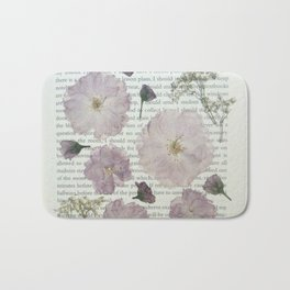 Flower Power Bath Mat
