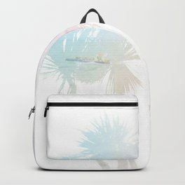 Where the sea sings to the trees - 8 Backpack