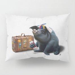 Might (Wordless) Pillow Sham
