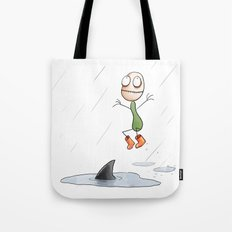 Monday About to Happen Tote Bag