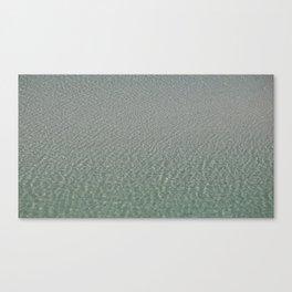 Water Patterns Canvas Print
