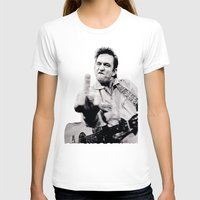 springsteen T-shirts featuring Johnny Springstien by celesteolds