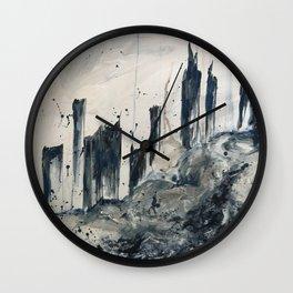 City Dreams Wall Clock