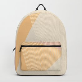 Cecilia Design II - Pink Backpack