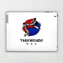 Taekwondo Laptop & iPad Skin