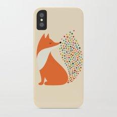 Little Fire iPhone X Slim Case