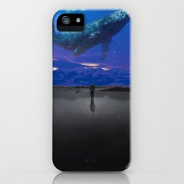 You're Only Human iPhone Case