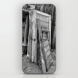 Devoted Destitution- vertical iPhone Skin