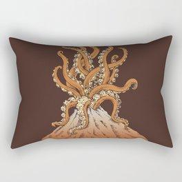 Sticky Eruption Rectangular Pillow