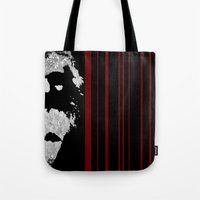 marx Tote Bags featuring Marx by Barnyard Industrial