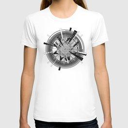 Clock Mechanisms Through The Ages T-shirt
