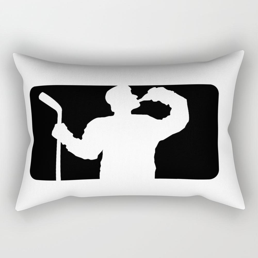 Beer League Rectangular Pillow RPW7669608