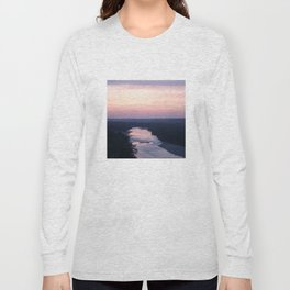 Sunset from Home Road Long Sleeve T-shirt