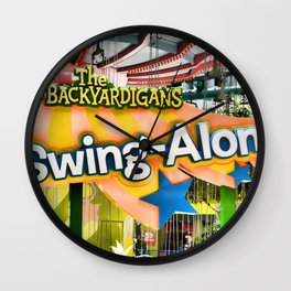 Backyardigans Swing-A-Long Wall Clock