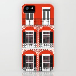 The French Quarter  New Orleans iPhone Case