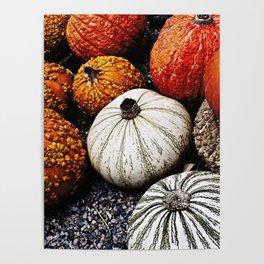 Modern PumpKin2 Poster