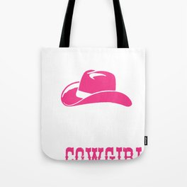 I Was Born A Cowgirl Western Texas Urban Tote Bag