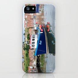 Fishing boat K2 E63 iPhone Case