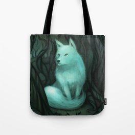 Big Good Wolf Tote Bag