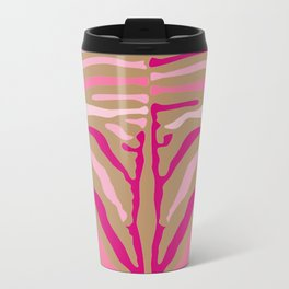 Safari Wild Metal Travel Mug