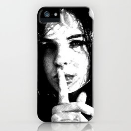 Pale Beyond iPhone Case