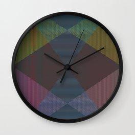 Optical Pop Art II Wall Clock