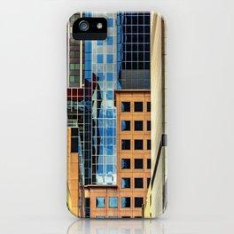 Urban landscape iPhone Case
