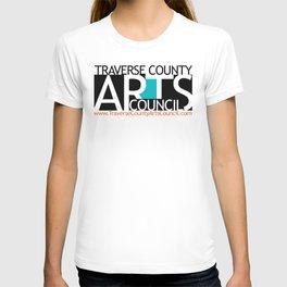 Fundraiser:  Traverse County Arts Council T-shirt