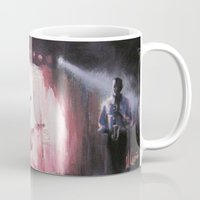 theatre Mugs featuring Lotus Theatre by Miquel Cazanya