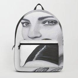 Speak No Evil - Flower Girl Series Backpack