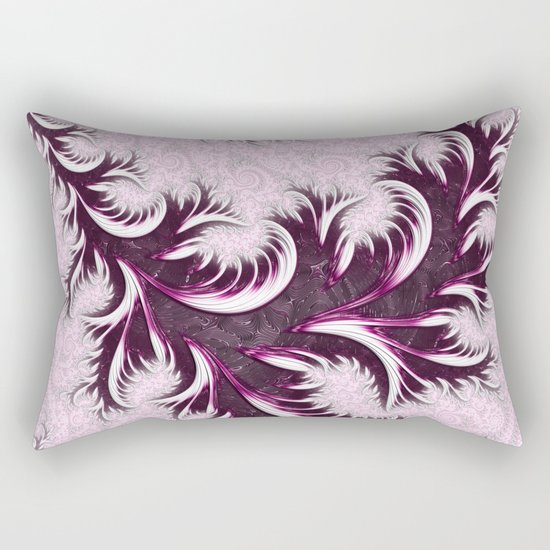 Feather Duster Rectangular Pillow