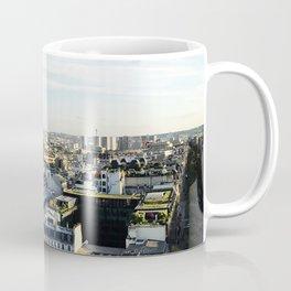 Paris Je T'aime Coffee Mug