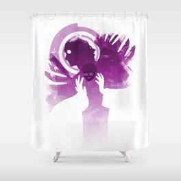 Josie's Angel Shower Curtain