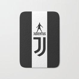 Cristiano Ronaldo Juventus Bath Mat