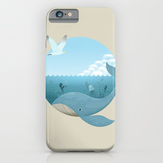 whale iphone case whale amp seagull us and them iphone by erdavid 13291